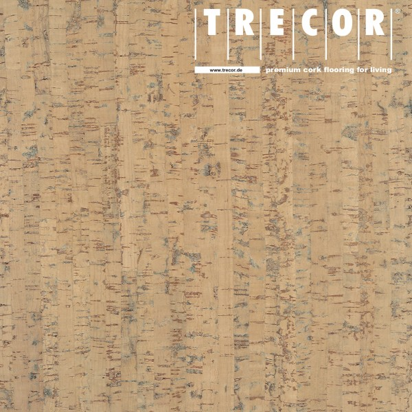 "Korkboden TRECOR® CLASSIC ""Klebekork ""MAZARA"" Stärke: 4 mm, Oberfläche: ROH - Farbe: Zitronengelb"