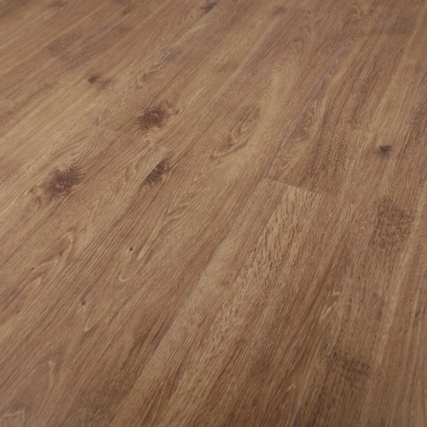 TRECOR Klick Vinylboden RIGID 5.0 massiv - Landhausdiele - Trend Oak brown - 5 mm Stark