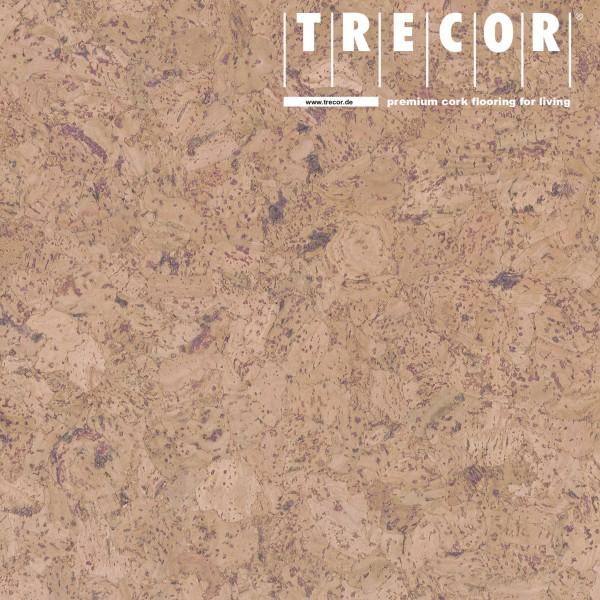 """TRECOR® Korkboden mit Klicksystem """"EVORA"""" Korkfertigparkett - 10,5 mm Stark - Farbe: Opal"""