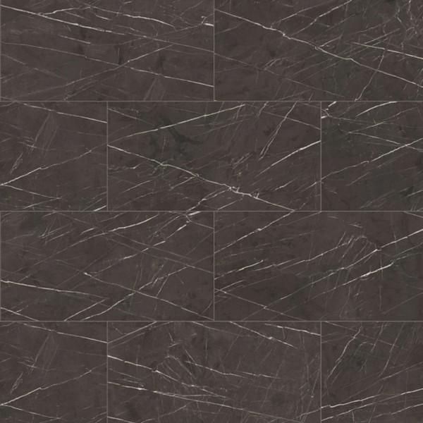 Laminatboden Fliesenoptik kronoOriginal - Impression - K409 Black Pietra Marble, Fliese (SU) mit U-F