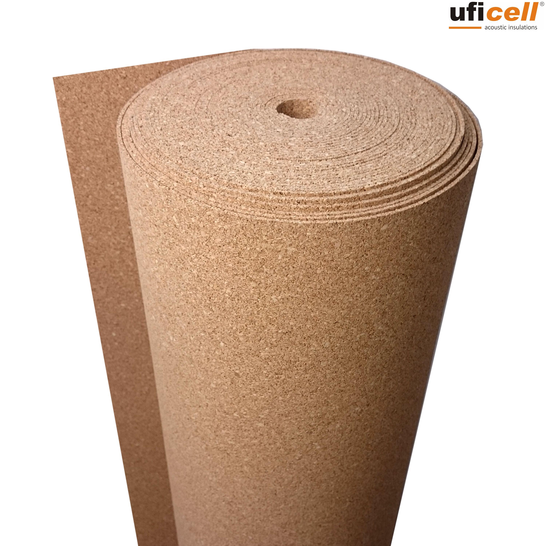 Rollenkork Breite: 1 m St/ärke: 2 mm L/änge: 30 m