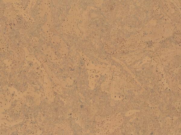 Korkboden TRECOR® CLASSIC Klebekork STILO Stärke: 4 mm, Oberfläche: ROH - Farbe: Hellgelb