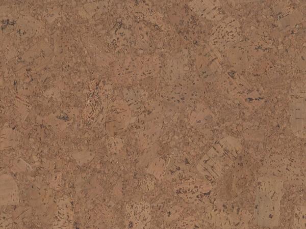 TRECOR® Korkboden mit Klicksystem FORTI Korkfertigparkett - 10,5 mm Stark - Farbe: Braun