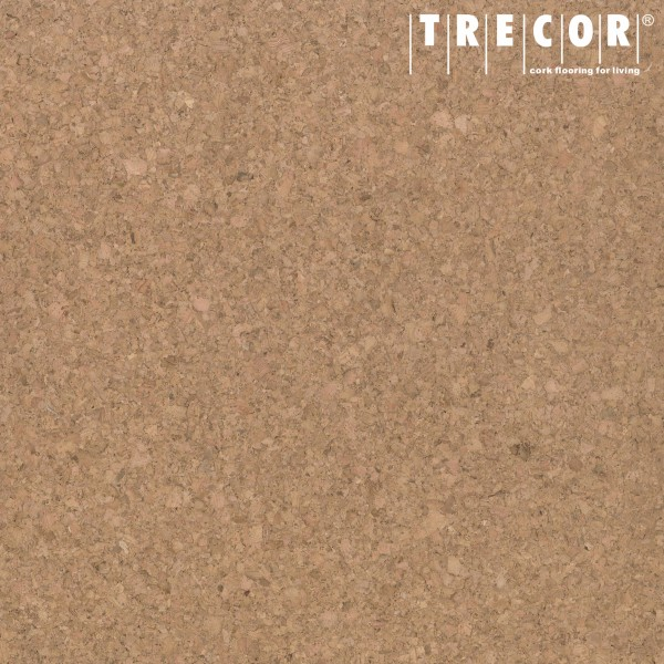"Korkboden TRECOR® CLASSIC ""Klebekork ""PORTO"" Stärke: 4 mm, Oberfläche: ROH - Farbe: Natur"