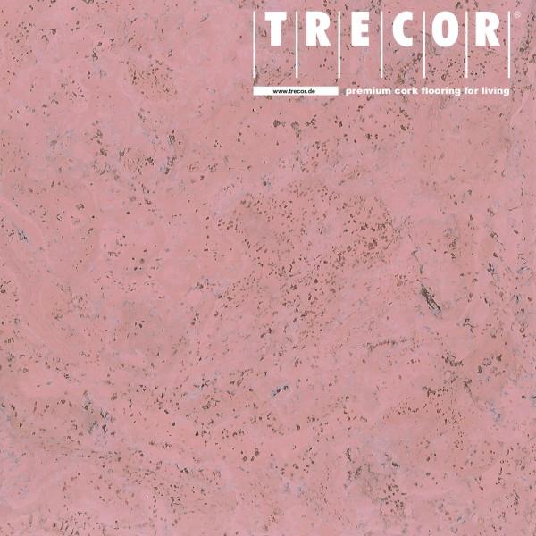 "Korkboden TRECOR® CLASSIC ""Klebekork ""STILO"" Stärke: 4 mm, Oberfläche: ROH - Farbe: Hellrosa"