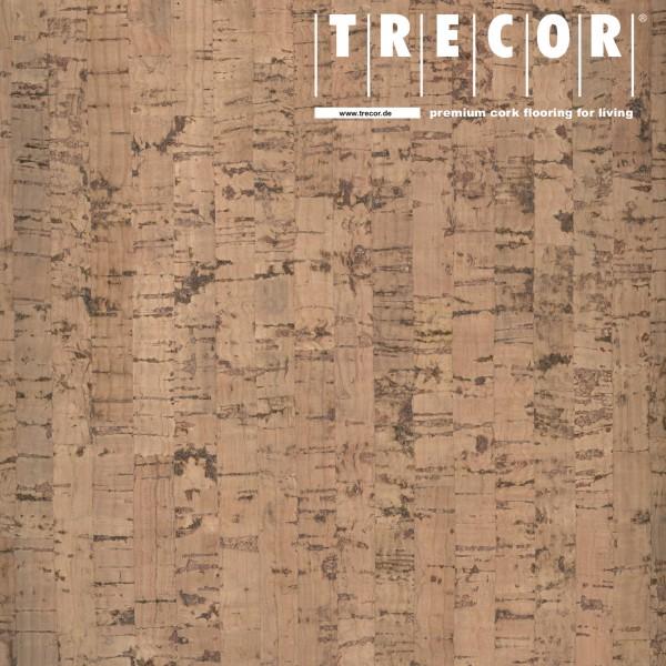 """TRECOR® Korkboden mit Klicksystem """"MAZARA"""" Korkfertigparkett - 10,5 mm Stark - Farbe: Opal"""