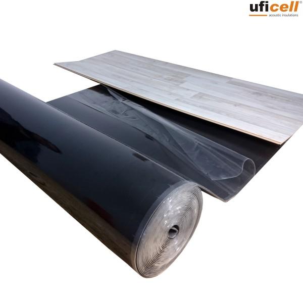 uficell® ufilonspeed | Die Klebematte für Massivholzdielen und Parkettboden