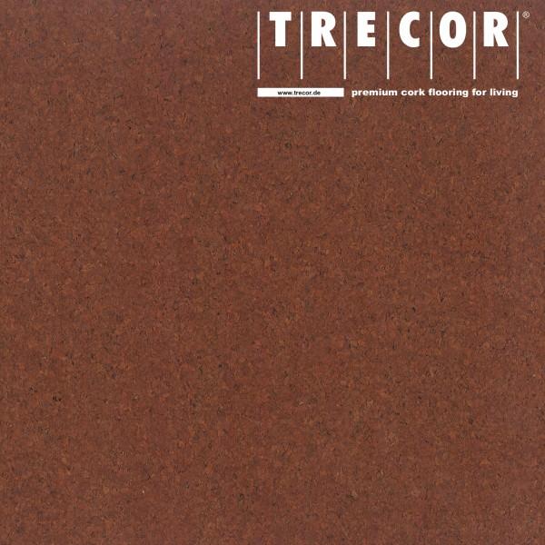 """TRECOR® Korkboden mit Klicksystem """"PORTO"""" Korkfertigparkett - 10,5 mm Stark - Farbe: Rotbraun"""