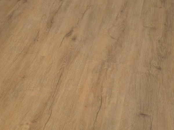 TRECOR® Klick Vinylboden RIGID 6.5 - Eiche Premium Natur Landhausdiele XXL