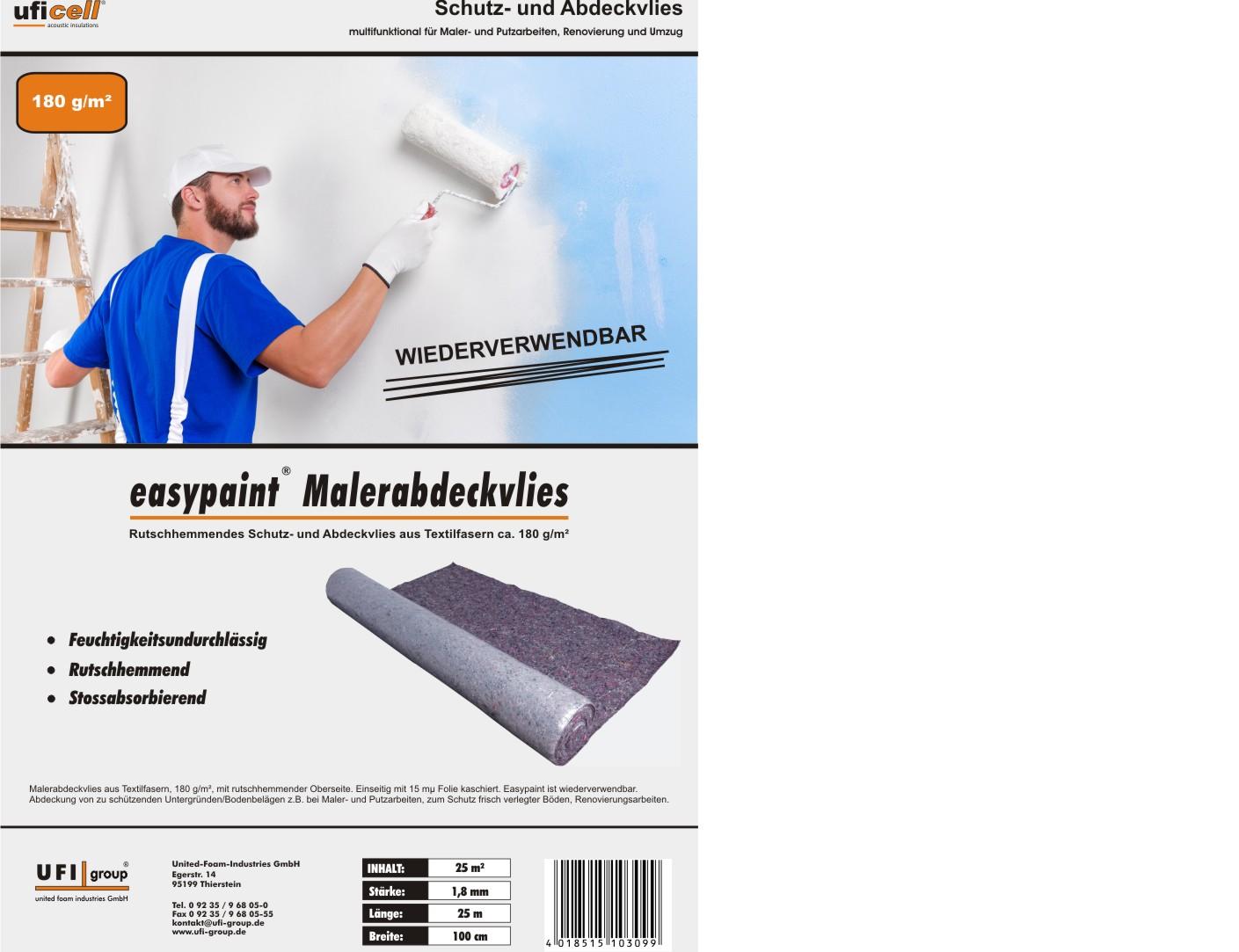Malervlies-180g-25m-A4