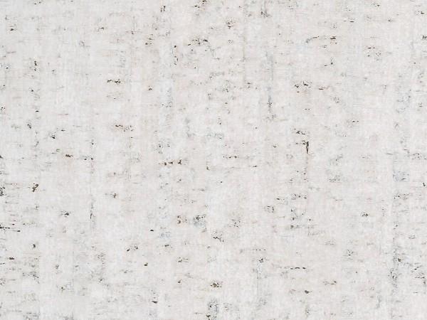 Korkboden TRECOR® CLASSIC Klebekork MAZARA Stärke: 4 mm, Oberfläche: ROH - Farbe: Weiß