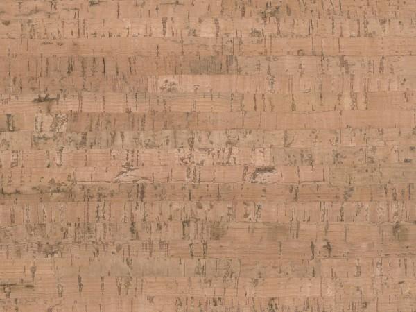 Korkboden TRECOR® CLASSIC Klebekork MAZARA Stärke: 4 mm, Oberfläche: ROH - Farbe: Natur