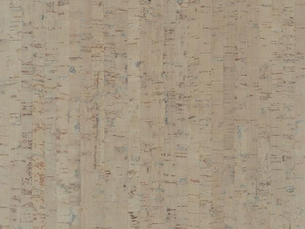 Korkboden TRECOR® CLASSIC Klebekork MAZARA Stärke: 4 mm, Oberfläche: ROH - Farbe: Kieselgrau