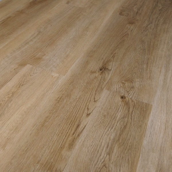 TRECOR Klick Vinylboden RIGID 3.2 massiv - Landhausdiele - Eiche Rustique Natur - 3,2 mm Stark