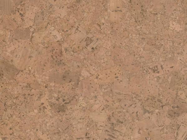 Korkboden TRECOR® CLASSIC Klebekork FORTI Stärke: 4 mm, Oberfläche: ROH - Farbe: Natur