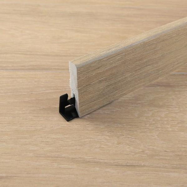 Sockelleisten KronoXonic® Vinylboden Sockelleisten in sämtlichen Dekoren - wasserfest