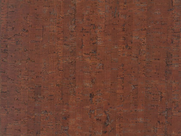 TRECOR® Korkboden mit Klicksystem MAZARA Korkfertigparkett - 10,5 mm Stark - Farbe: Rotbraun