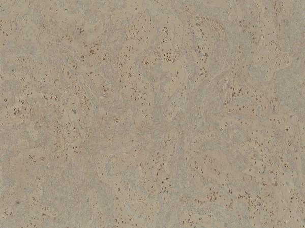 Korkboden TRECOR® CLASSIC Klebekork STILO Stärke: 4 mm, Oberfläche: ROH - Farbe: Kieselgrau