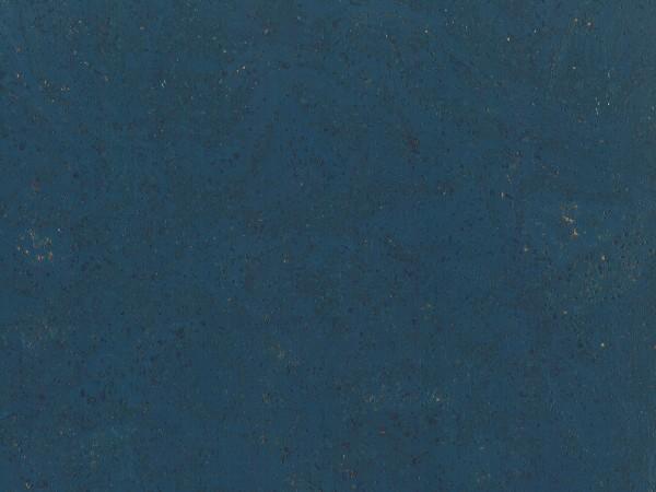 TRECOR® Korkboden mit Klicksystem STILO Korkfertigparkett - 10 mm Stark - Farbe: Violettblau