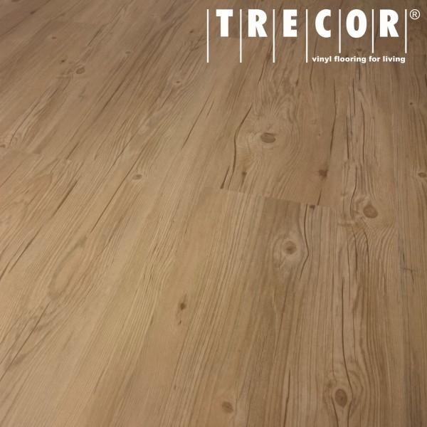 TRECOR Klick Vinylboden RIGID 3.2 massiv - Lärche Natur Landhausdiele - 3,2 mm Stark