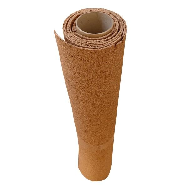 Rollenkork Kork Trittschalldämung Stärke: 4 mm, 3,0 qm Rolle - Rolle leicht beschädigt