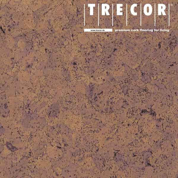"""TRECOR® Korkboden mit Klicksystem """"EVORA"""" Korkfertigparkett - 10,5 mm Stark - Farbe: Braunrot"""