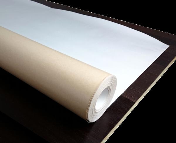 Milchtütenpapier (Tetra Pack), Oberflächenschutz - wasserfeste LDPE Beschichtung - 65 m² Rolle