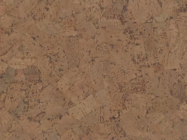 Korkboden TRECOR® CLASSIC Klebekork FORTI Stärke: 4 mm, Oberfläche: ROH - Farbe: Hellgrau