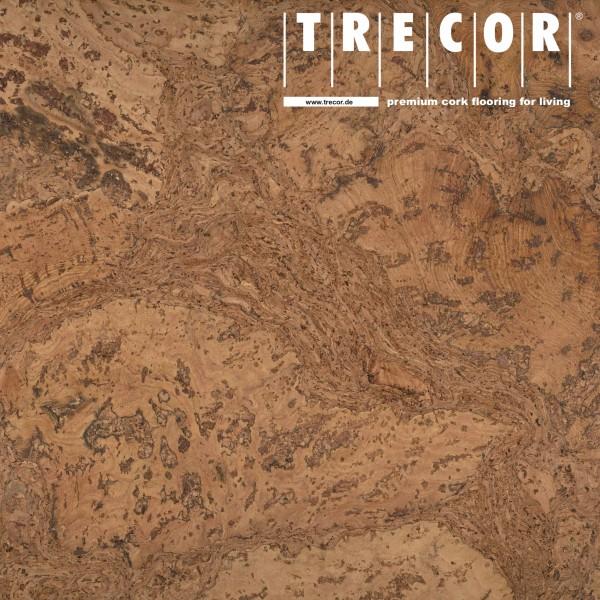 """TRECOR® Korkboden mit Klicksystem """"VARESE"""" Korkfertigparkett - 10,5 mm Stark - Farbe: Natur"""