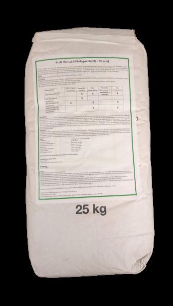 Niveliermasse PROFI PLAN 10 S Fließspachtel- Ausgleichsmasse grau für Schichtstärken von 1-10 mm