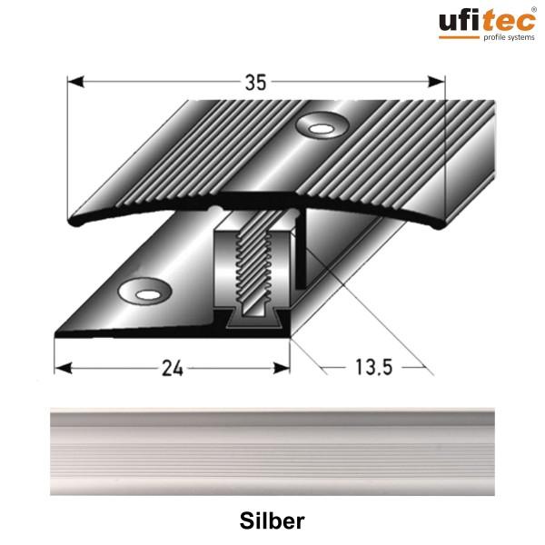 ufitec® Übergangsprofil - TPL Flex - für Belagshöhen von 7-17 mm und 12-22 mm