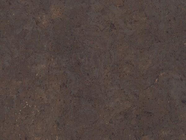 Korkboden TRECOR® CLASSIC Klebekork STILO Stärke: 4 mm, Oberfläche: ROH - Farbe: Dunkelbraun