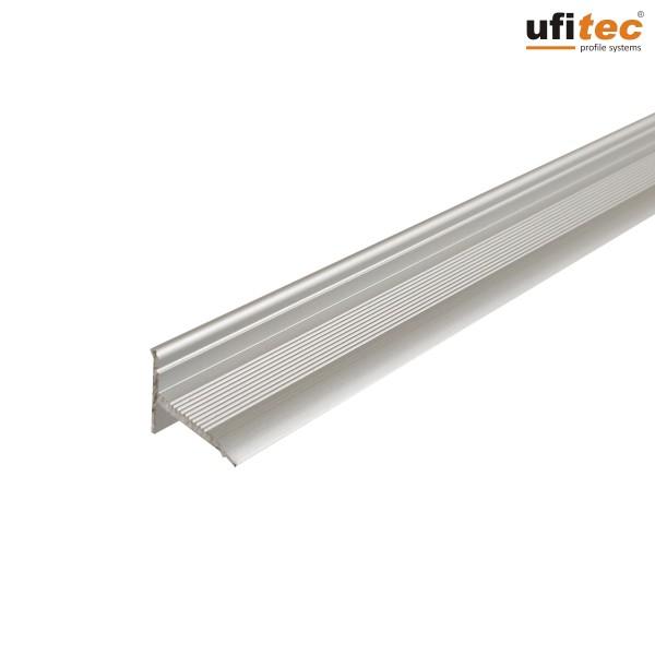 ufitec® Sockelprofil SK für den perfekten Abschluß an Balkon- und Terassentüren, Fensterelementen