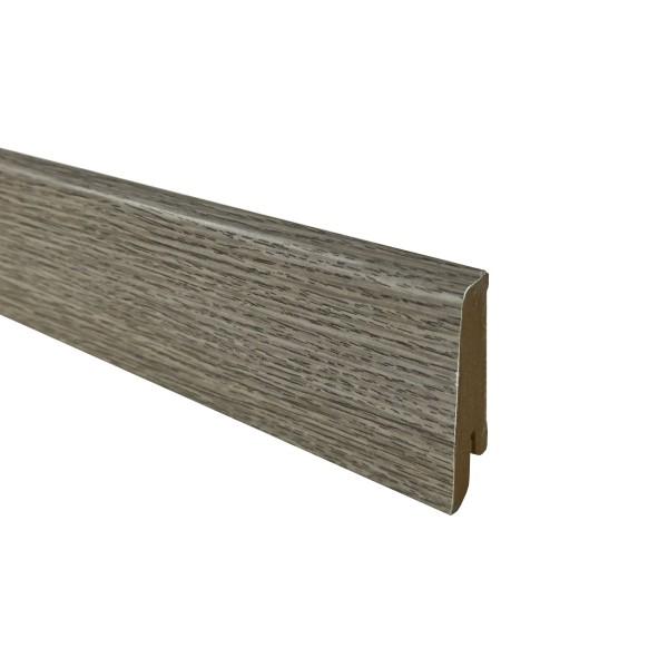TRECOR® Vinylboden Sockelleisten - WASSERFEST - in sämtlichen Vinylboden Dekoren