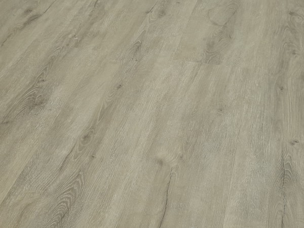 TRECOR® Klick Vinylboden RIGID 6.5 - Eiche Premium Grau Landhausdiele XXL