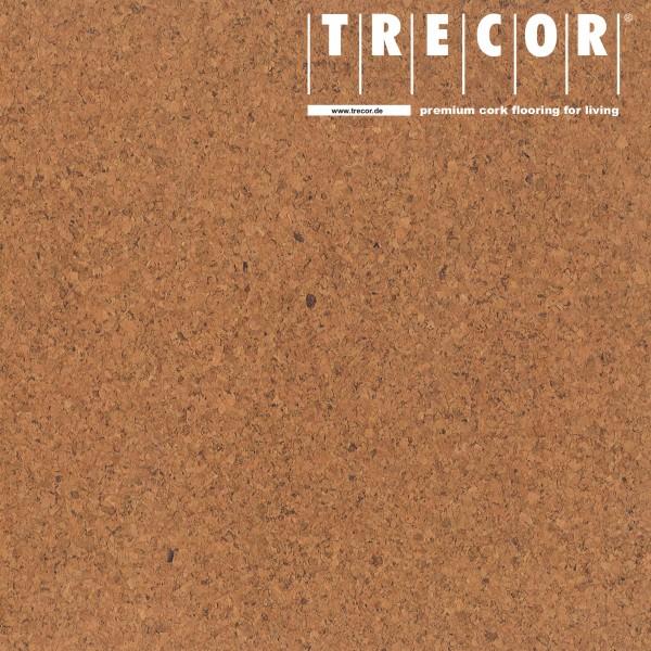 "Korkboden TRECOR® CLASSIC ""Klebekork ""PORTO"" Stärke: 4 mm, Oberfläche: ROH - Farbe: Orange"
