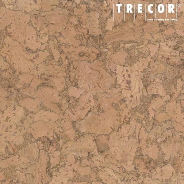 "Korkboden TRECOR® CLASSIC ""Klebekork ""VARESE"" Stärke: 4 mm, Oberfläche: ROH - Farbe: Natur"
