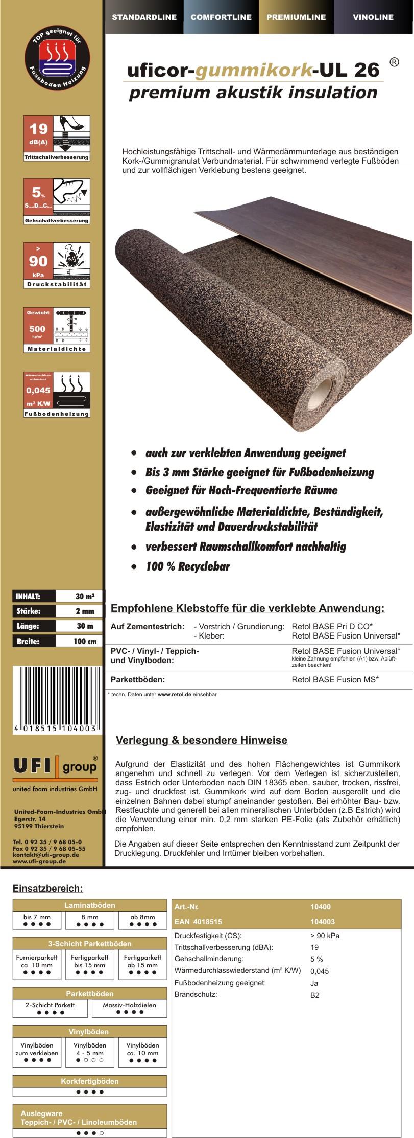 Gummikork-Einleger-2mm