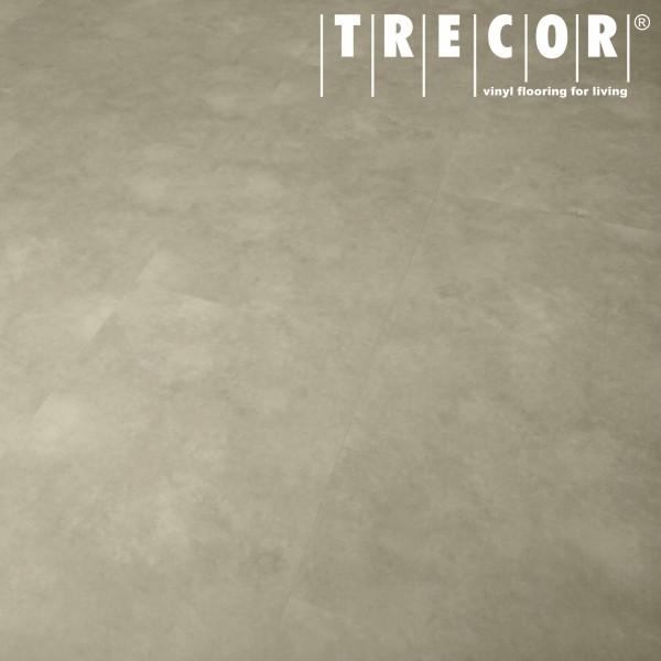 TRECOR Klick Vinylboden LVT 5.0 massiv - Fliesendekor - Kamala mit micro V-Fuge - 5 mm Stark