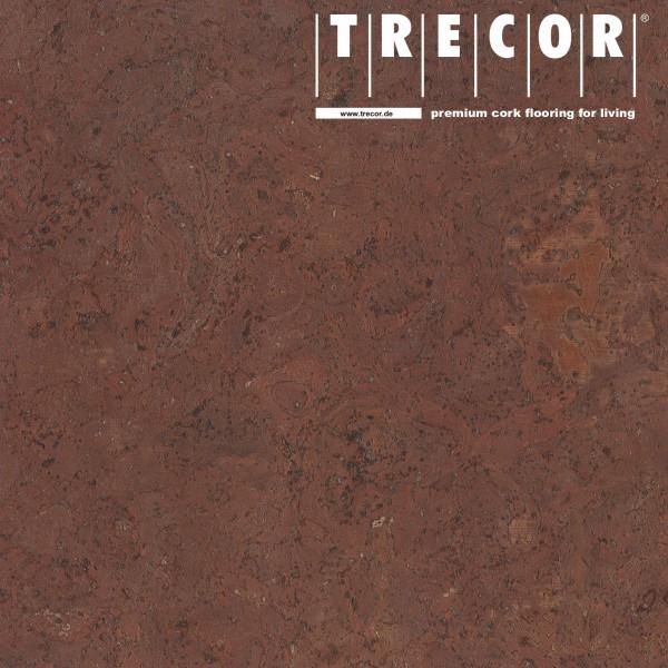 "Korkboden TRECOR® CLASSIC ""Klebekork ""STILO"" Stärke: 4 mm, Oberfläche: ROH - Farbe: Rotbraun"