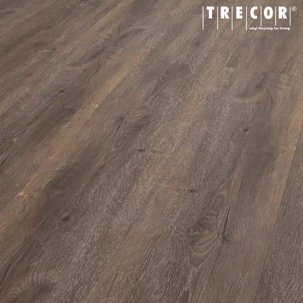 TRECOR® Klick Vinylboden RIGID 6.5 - Eiche Premium Braun Landhausdiele XXL