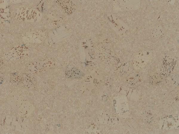 TRECOR® Korkboden mit Klicksystem FORTI Korkfertigparkett - 10,5 mm Stark - Farbe: Kieselgrau