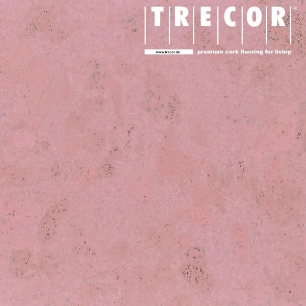 """TRECOR® Korkboden mit Klicksystem """"Lisboa"""" 10 mm Stark - Farbe: Hellrosa"""