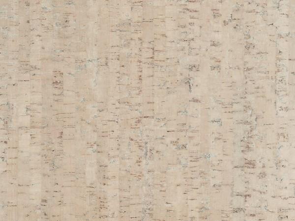 TRECOR® Korkboden mit Klicksystem MAZARA Korkfertigparkett - 10,5 mm Stark - Farbe: Perlweiß