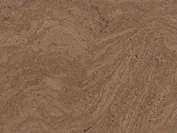 Korkboden TRECOR® CLASSIC Klebekork STILO Stärke: 4 mm, Oberfläche: ROH - Farbe: Hellgrau