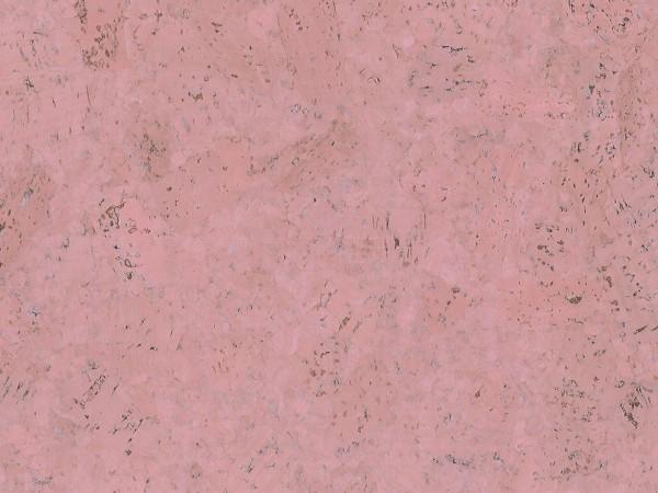TRECOR® Korkboden mit Klicksystem FORTI Korkfertigparkett - 10,5 mm Stark - Farbe: Hellrosa