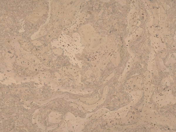 TRECOR® Korkboden mit Klicksystem STILO Korkfertigparkett - 10 mm Stark - Farbe: Creme