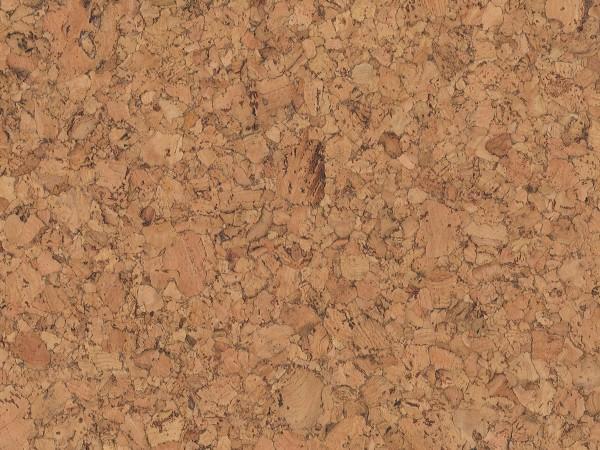 TRECOR® Korkboden mit Klicksystem EVORA Korkfertigparkett - 10,5 mm Stark - Farbe: Natur