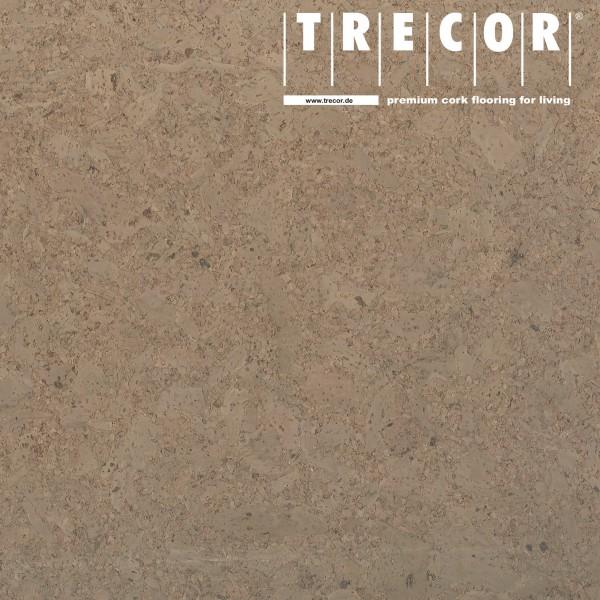 """TRECOR® Korkboden mit Klicksystem """"Lisboa"""" 10 mm Stark - Farbe: Hellgrau"""