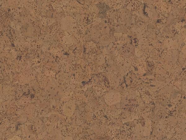 TRECOR® Korkboden mit Klicksystem EVORA Korkfertigparkett - 10,5 mm Stark - Farbe: Braun